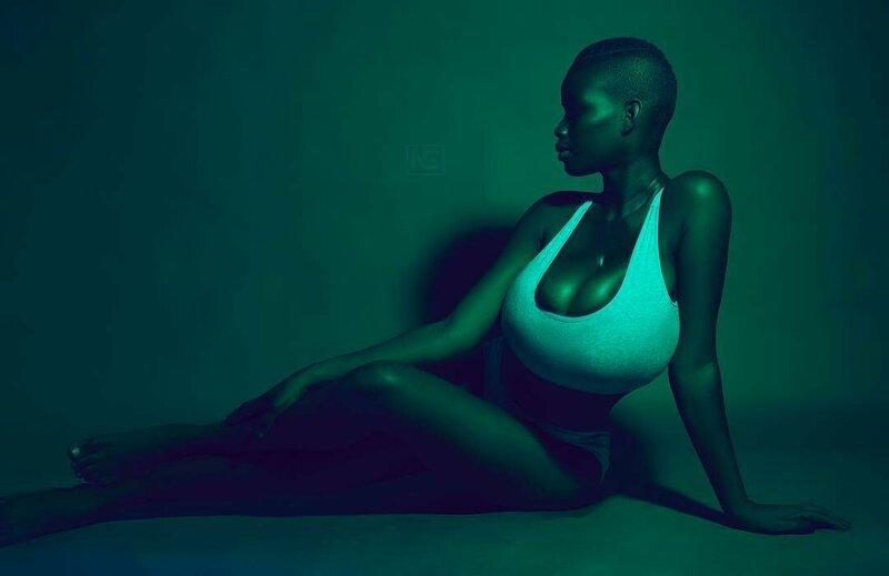 Памела Одаме, модель с самой большой натуральной грудью Памела Одаме, в мире, внешность, грудь, люди, модель, натуральная грудь