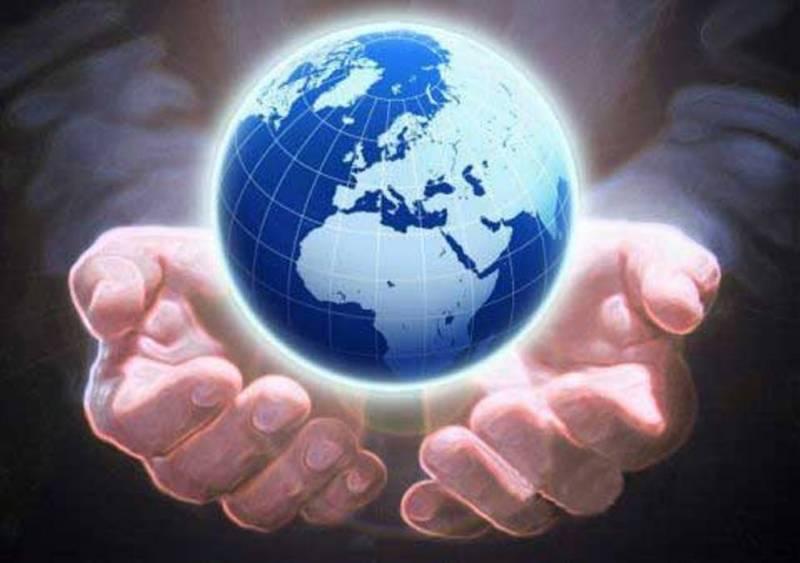 Русский глобальный проект - как подчинить мир своей воле