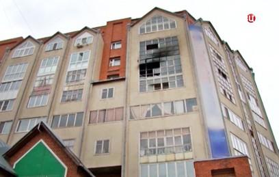 В Томске разыскивают героев спасения мальчика из пожара