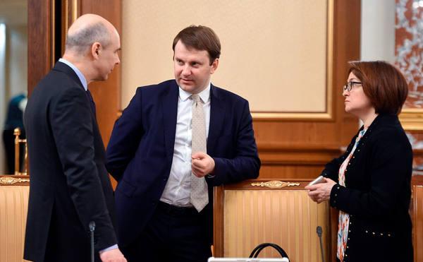 В России хотят ослабить валютный контроль