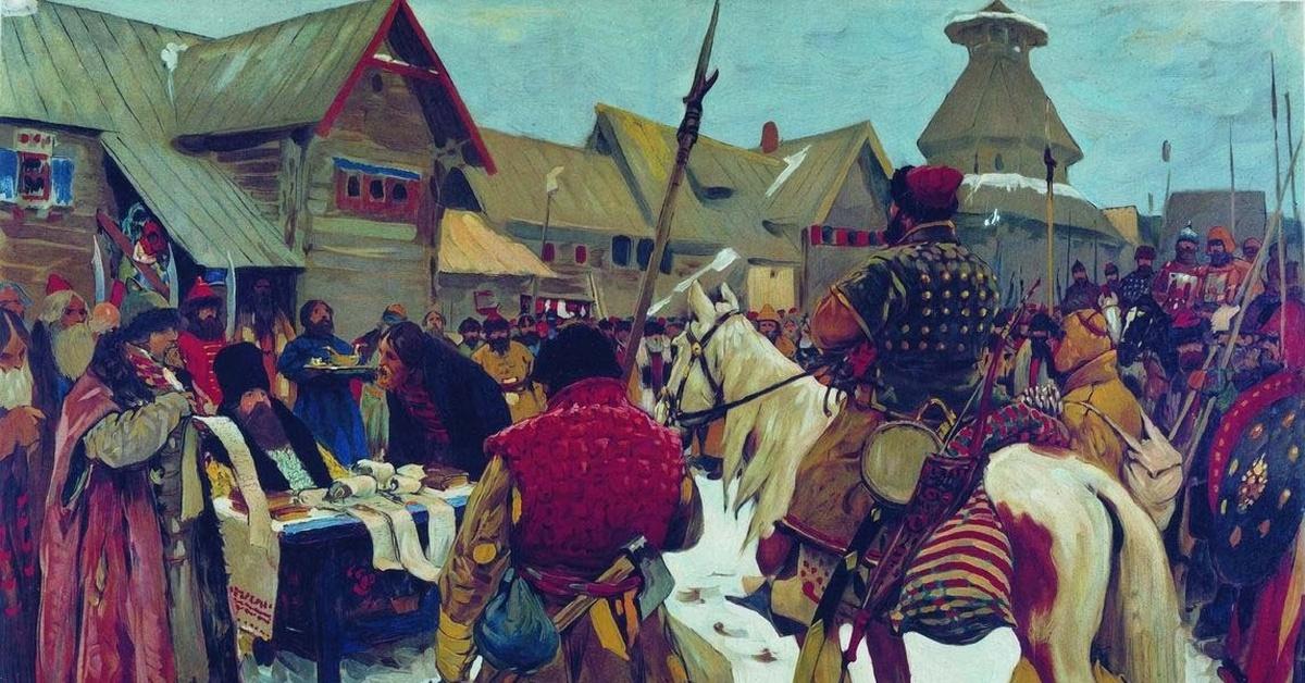 Московская логистика: чем кормили русскую рать