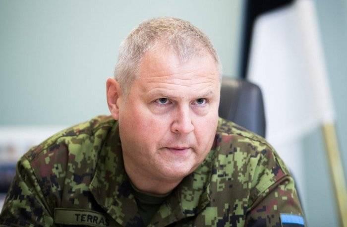 Эстонский генерал: Россия планирует военное вмешательство в Белоруссии по украинскому сценарию