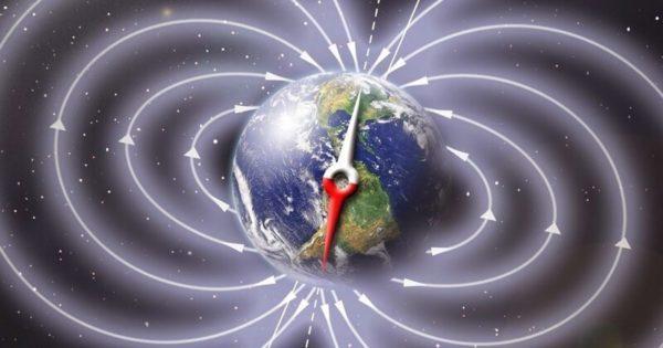 Северный магнитный полюс Зем…