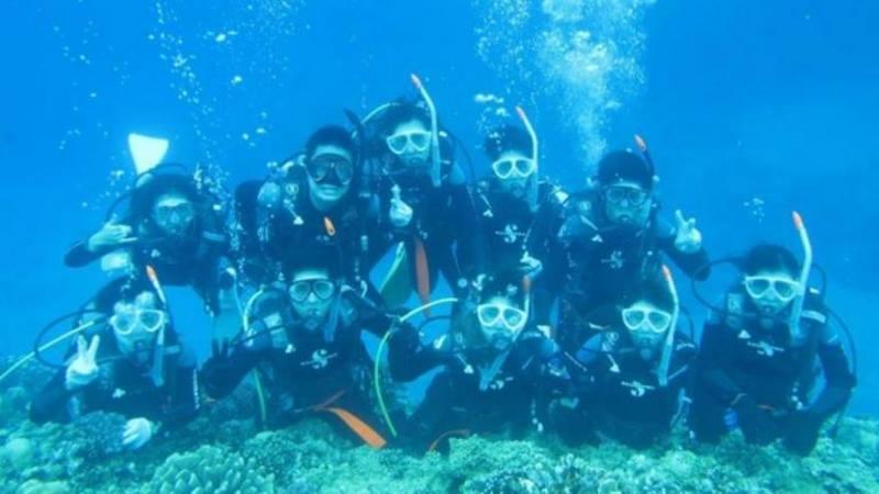 Невероятная история потерянной в море фотокамеры