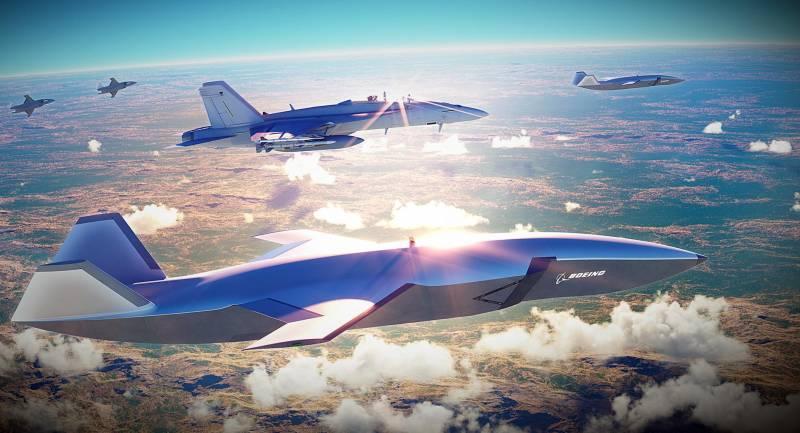 Корпорация «Боинг» создает беспилотный истребитель с искусственным интеллектом
