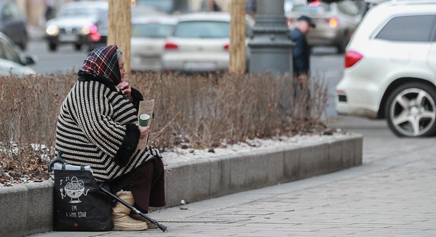 Орешкин: Беднейшие россияне …