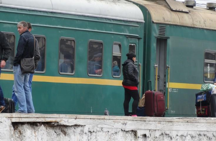 Скорый из Одессы