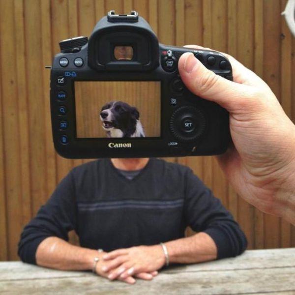 Необычный фотопроект с питомцами и их хозяевами