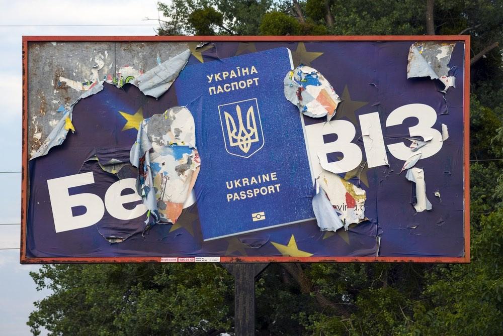 В Европе начались облавы на выходцев с Украины