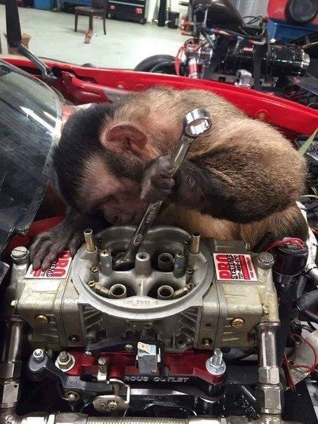Когда в первый раз решил отремонтировать машину самостоятельно