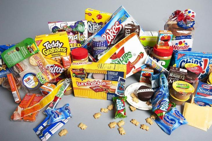 продукты вызывающие рак, какие продукты провоцируют рак