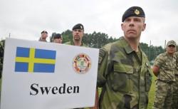 Швеция готова ввести войска …