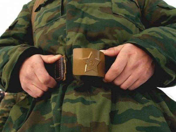Из серии «Армейские байки»: Очкарик