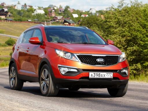 Kia вывела на российский рынок новые версии Sportage и cee'd