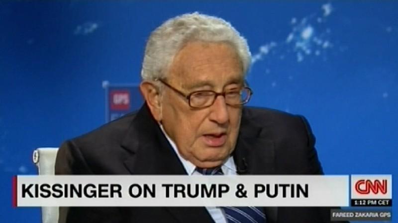 Доктор Киссинджер приговаривает Россию