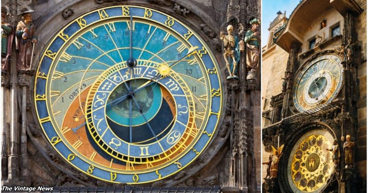 Астрологическим часам в Праге 600 лет, и они всё ещё работают! Вот зачем они нужны