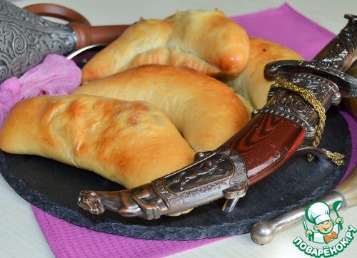 "Бесподобные пирожки ""Гвезели"" или хачапури по-гурийски!"