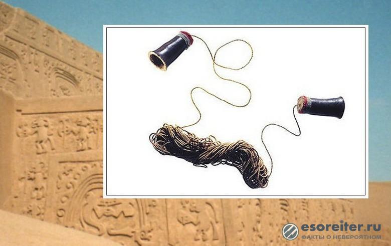Телефонами люди пользовались еще в первом тысячелетии