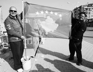 Война за Косово еще не окончена