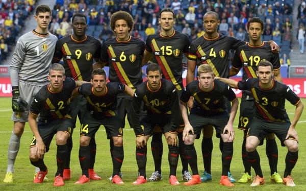 ВПетербурге наполуфинале ЧМ-2018 соберутся лидеры Бельгии иФранции