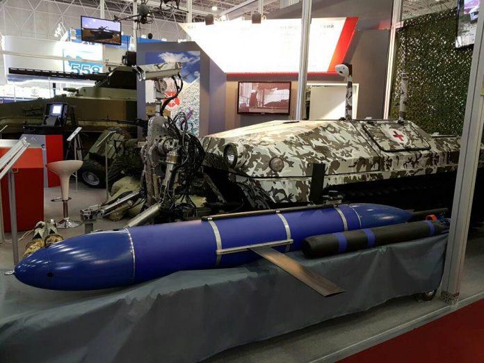 Подводный глайдер «Морская т…