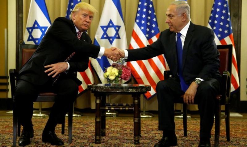 Зарубежное турне Трампа, пункт второй: Израиль и Палестина