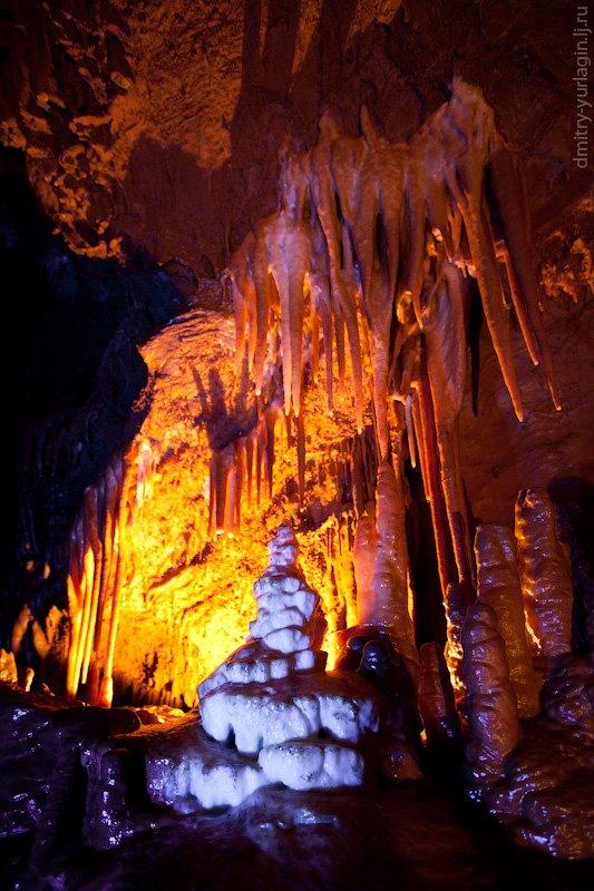 Экскурсия по Женевской пещере