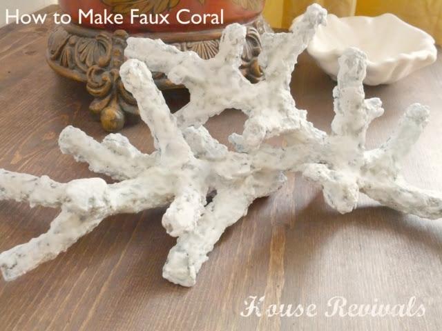 как сделать кораллы из бумаги нужно консультироваться врачом