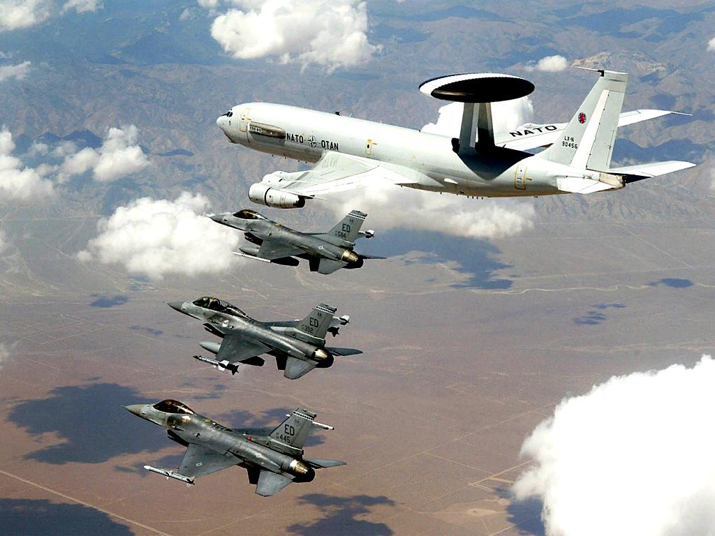ВВС НАТО. Источник изображения: https://vk.com/denis_siniy