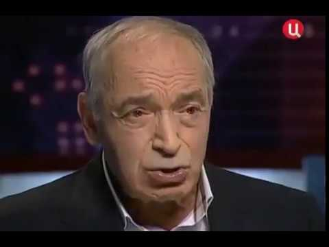 "Валентин Гафт - ""либеральным журналистам"""