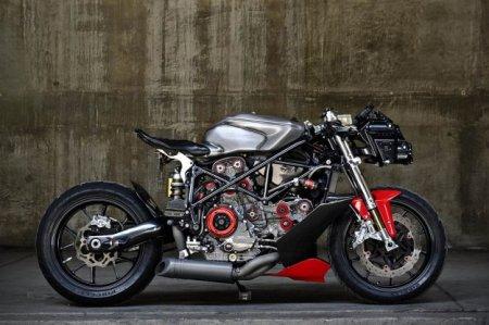Фантастический Ducati 749 - Фото 2