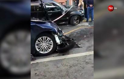 Один человек погиб и трое пострадали в аварии в Коммунарке