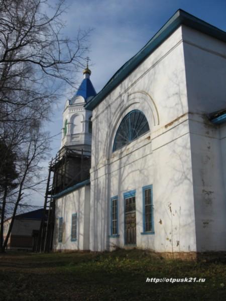 Михайло-Архангельская церковь – история возрождения