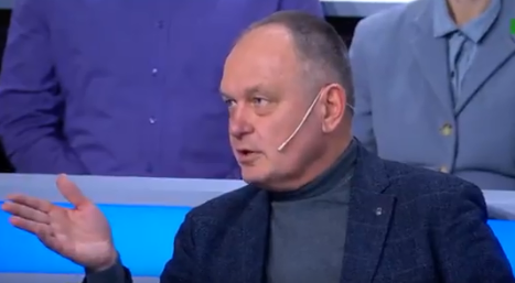 Норкин перекрестился, выгнав из студии украинского политолога