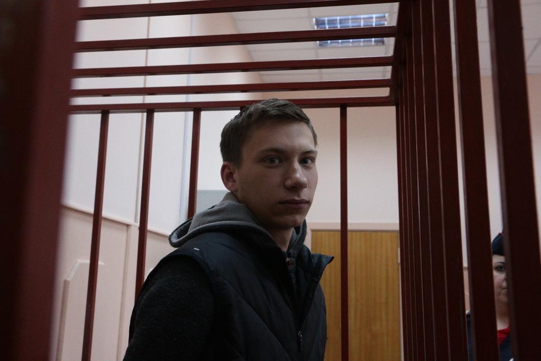 Обнаглевший провокатор Костенок надеется на освобождение – этот номер не пройдёт