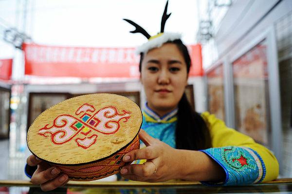 В Хэйхэ открылась Китайско-российская культурная ярмарка