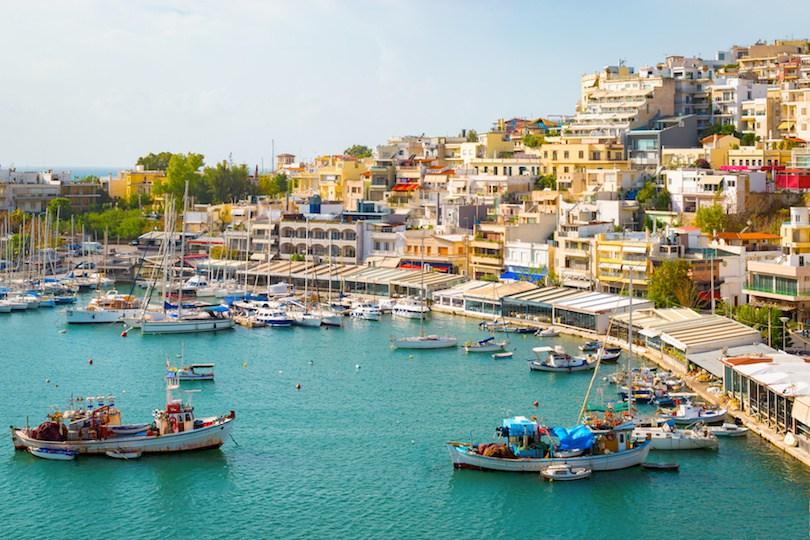 15 лучших городов для посещения в Греции