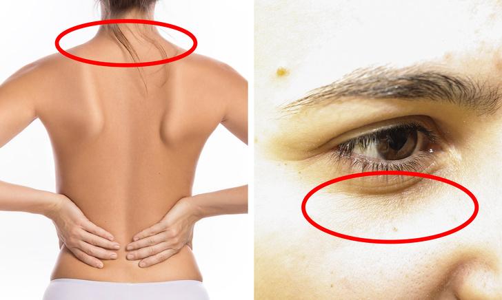 5простых тестов, которые помогут выявить скрытые проблемы сосанкой (Азаодно— свнутренними органами)