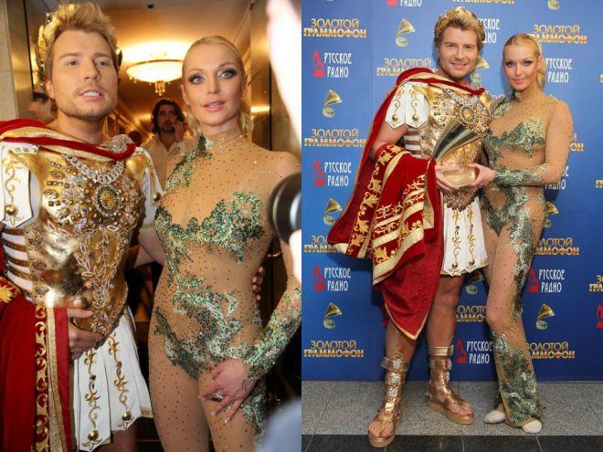 Цезарь и Русалка