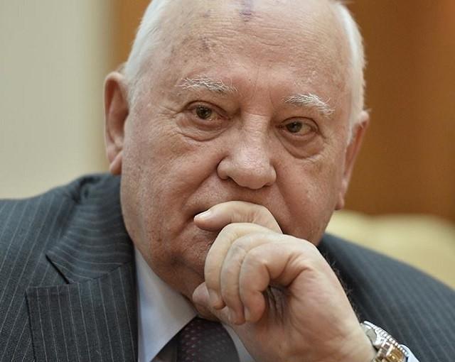 Горбачев о ракетном ударе СШ…