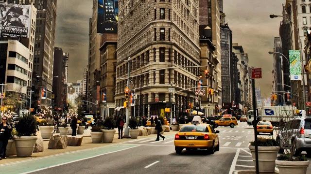 Один из таксистов Нью-Йорка написал у себя на странице в соцсети:
