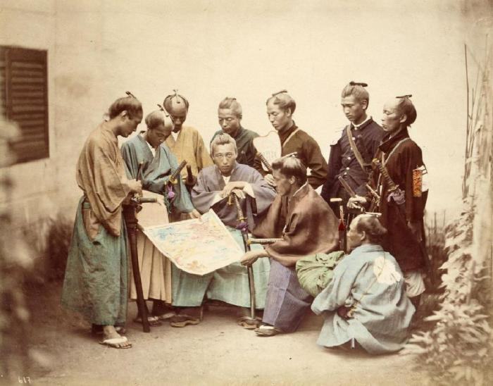 Как самураи тестировали остроту меча