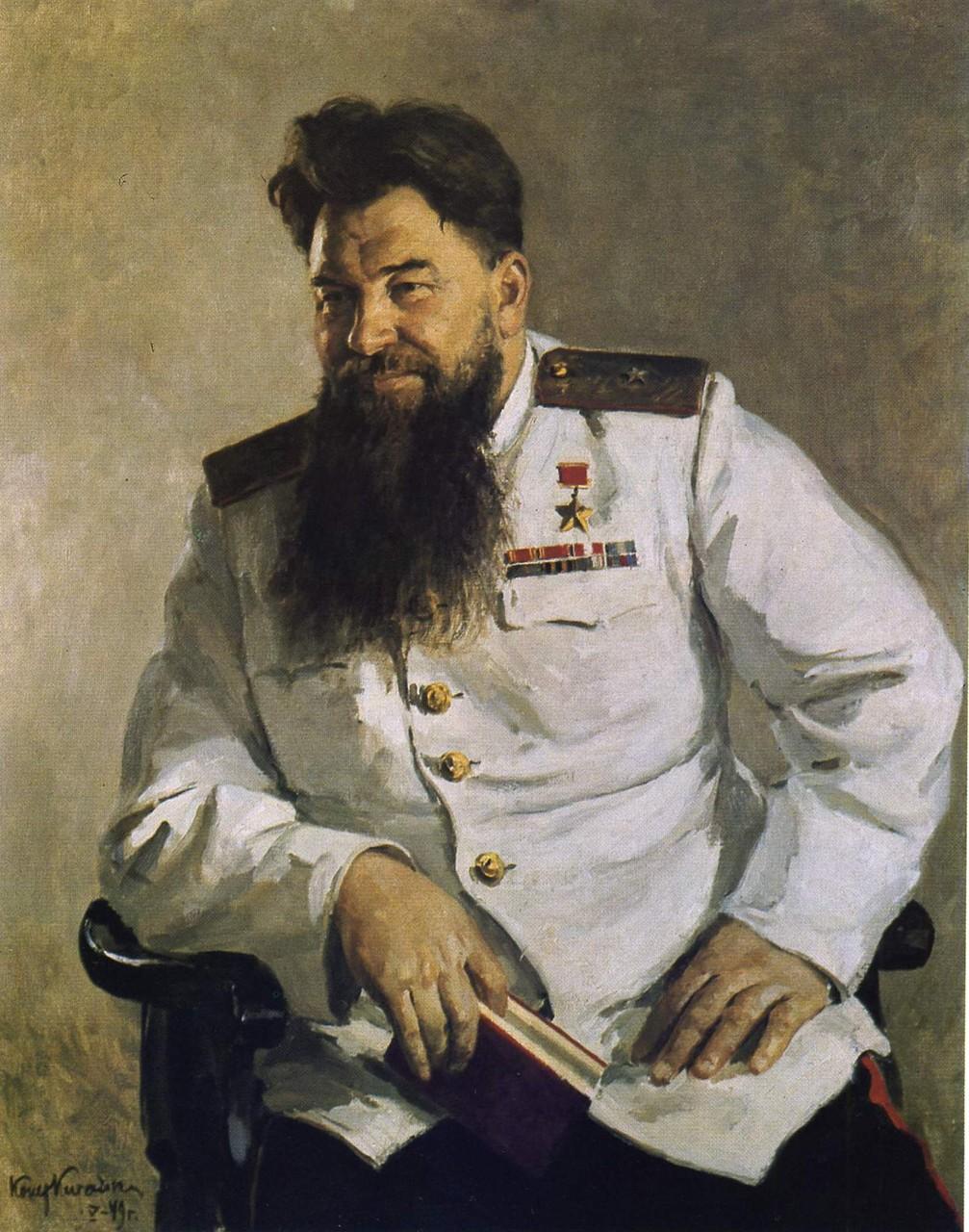 Герой Советского Союза Вершигора Пётр Петрович
