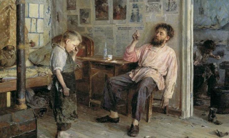 12 классических картин русских художников, которым не место в школьных учебниках
