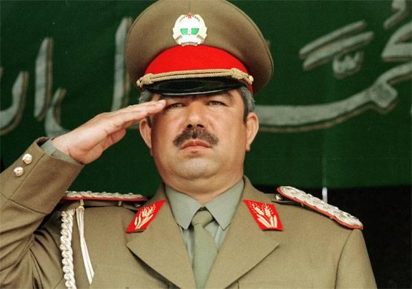 Теракт в Кабуле. Главная цель - генерал Дустум