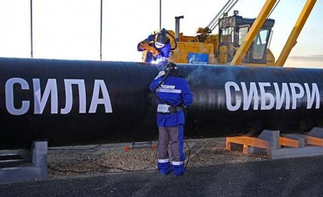 """""""Газпром"""" планирует прокачив…"""