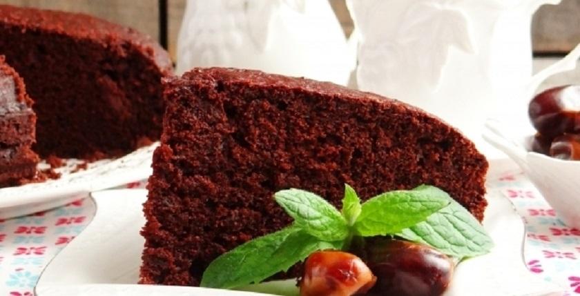 Нежный пирог с финиками: кофейная выпечка для любителей