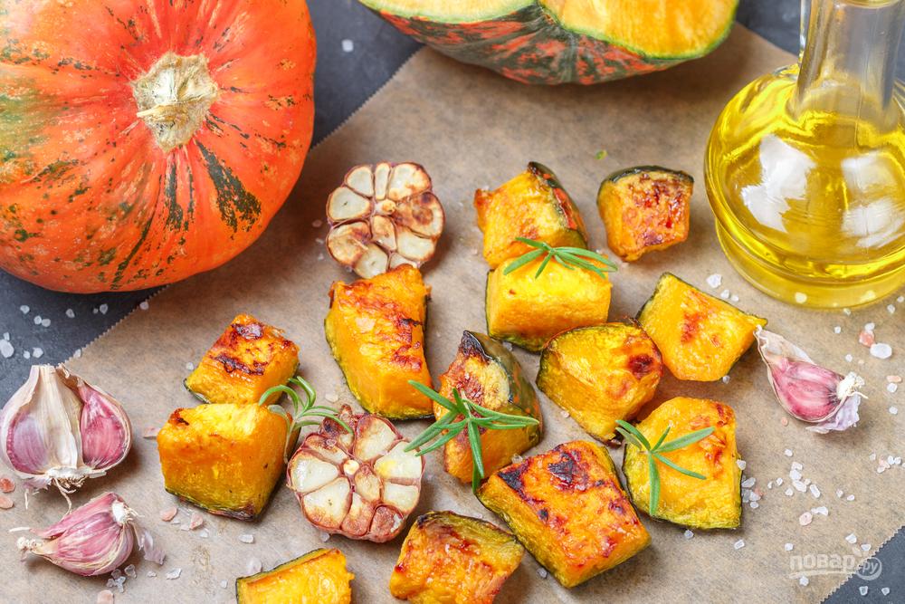 Оранжевая королева осени: готовим блюда с тыквой