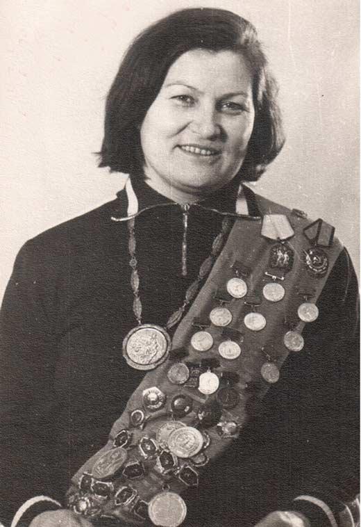 «Железная леди» советского с…