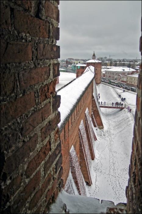 Коломенский Кремль. Вид из Маринкиной на Грановитую башню/3673959_27 (466x700, 248Kb)